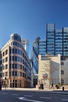 London City Architektur von David Bleeker