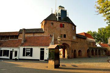 Vischpoort in Harderwijk von Gerard de Zwaan
