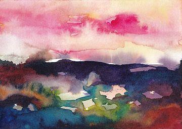 Herbstliche Horizonte von Maria Kitano