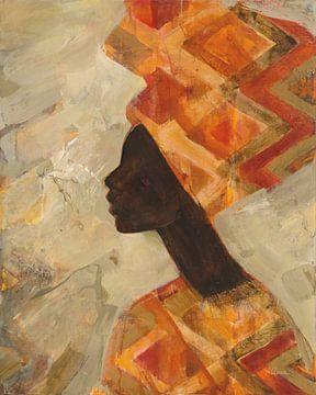 Afrikaanse Schoonheid II, Albena Hristova van Wild Apple