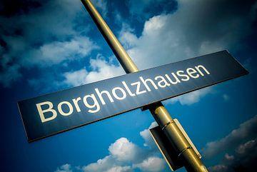 aangekomen in Borgholzhausen van
