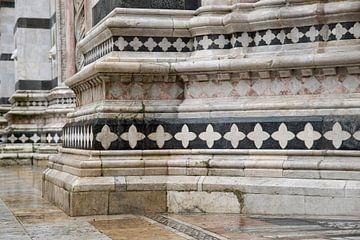 Kathedrale von Siena von Barbara Brolsma