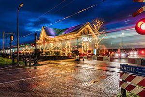 Station Kerst van Jeroen de Jongh