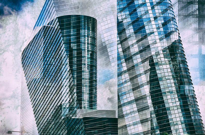 Moderne architectuur in Brussel van Ellen Driesse