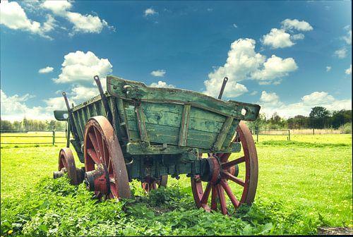 Bauernwagen von Arjen Roos