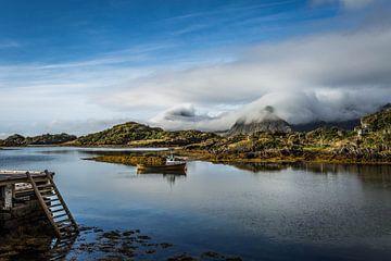 Noorwegen Lofoten von Annemarie Mastenbroek
