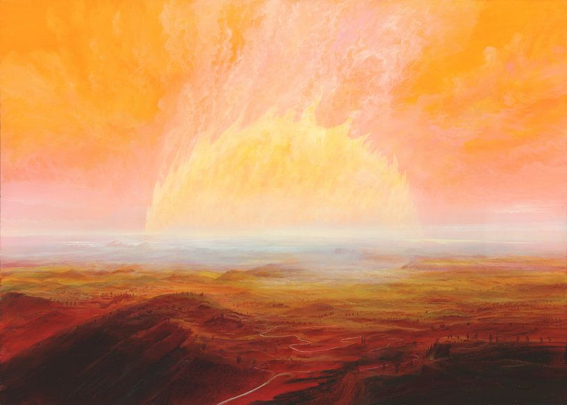 Sonnenbrand sur Art Demo