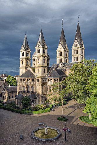 Munsterabdij van Roermond van Martin de Bock