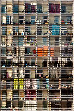 Apartments in Courbevoie von Roel Ovinge