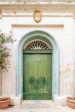 Maltese deurtjes sur Susanne Viset