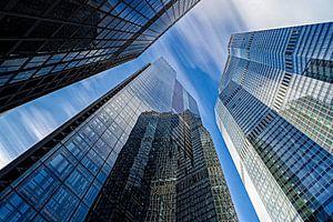 Wolkenkrabbers in London
