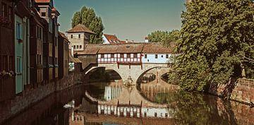 Nürnberg Romantic von Karl-Heinz Lüpke