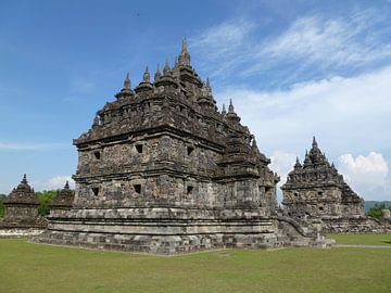 Prambanan Yogyakarta (Java Indonesië) von Martin van den Berg Mandy Steehouwer