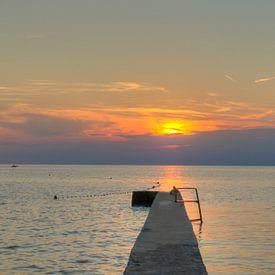 Wunderschöner Sonnenuntergang von Roith Fotografie
