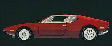 De Tomaso Pantera 1971 von Jan Keteleer