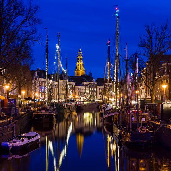 Nautica Winter Welvaart van Eriks Photoshop by Erik Heuver