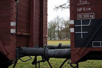 Kamp Westerbork van Anuska Klaverdijk