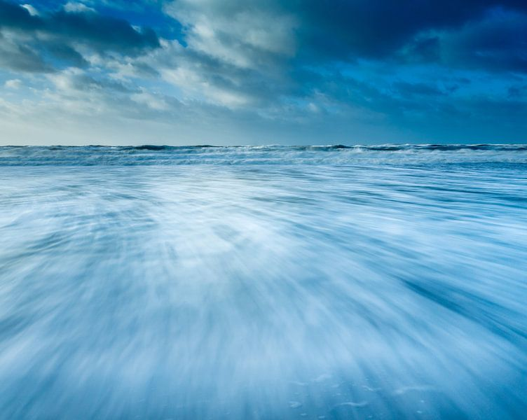 De beweging van water van Nando Harmsen