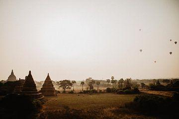Bagan - Myanmar van Roosmarijn de Groot