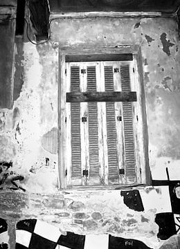 Verschlossen-1-bw von Pia Schneider