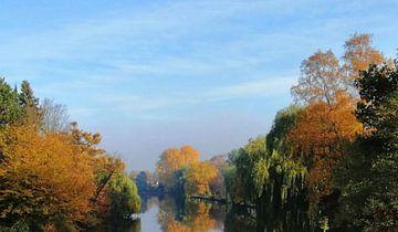 Herbst an der Alster