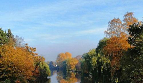 Herbst an der Alster van