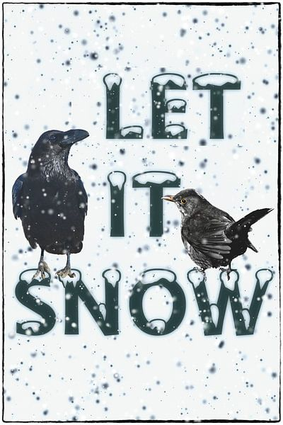 Let it snow van Christine Nöhmeier