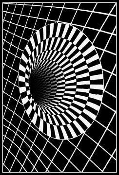 Illusie #2 van Ruud de Soet