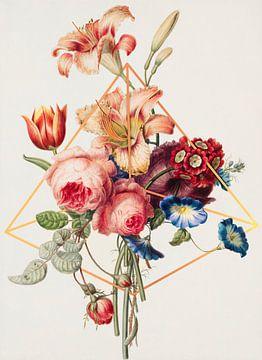 Henriette's Bouquet von Marja van den Hurk