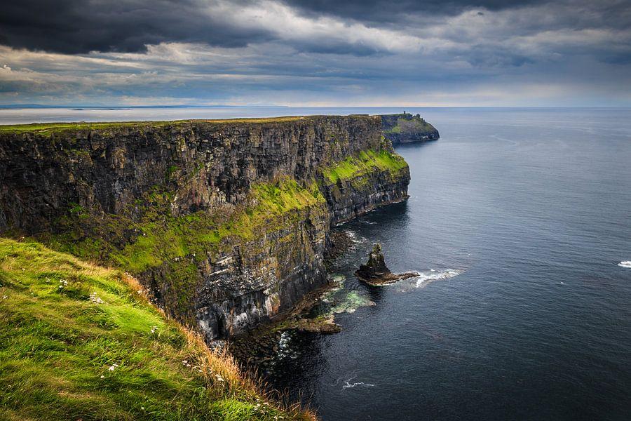 Cliffs of Moher van Sebastiaan Hollaar