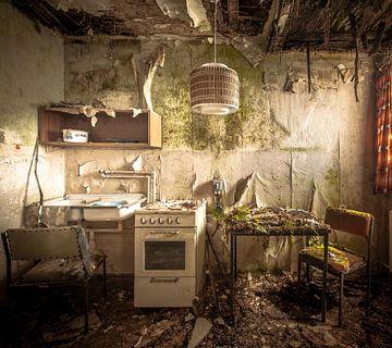 Hell's Kitchen van