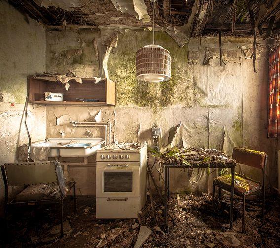 Hell's Kitchen van Olivier Van Cauwelaert