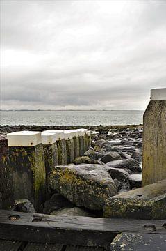 De kust van Vlissingen van DoDiLa Foto's