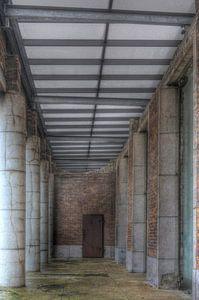 Architectuur uit de oorlog. van Rodney Hooijman