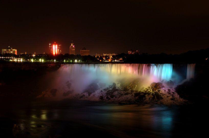 Niagara Falls  van Marianne Bal