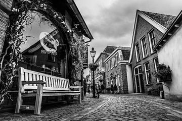 Straatje in Ootmarsum