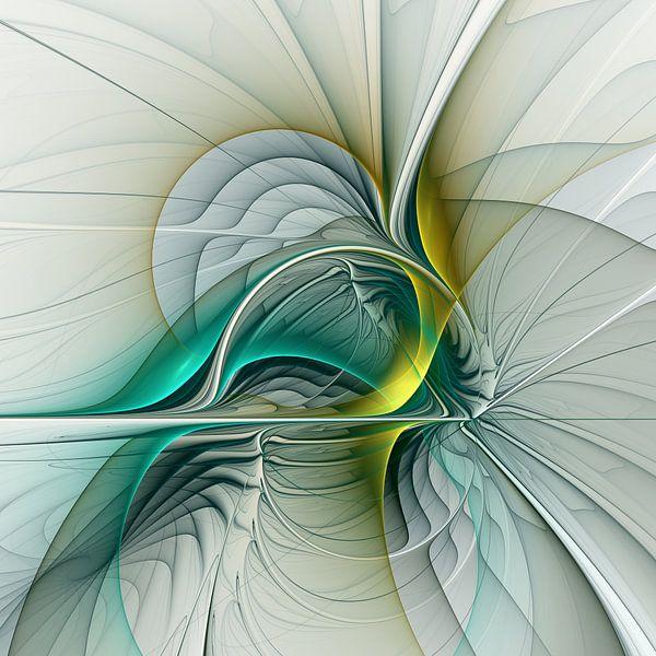 Evolution Abstract van gabiw Art