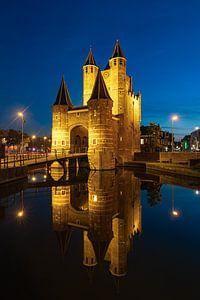 Amsterdamse Poort à Haarlem sur Mark Bolijn