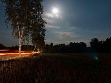 Glow van