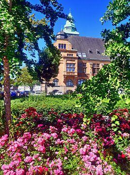 Rathaus Recklinghausen van Edgar Schermaul