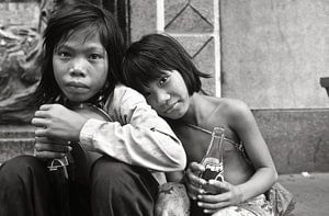 Schwestern aus Kambodscha in Saigon von