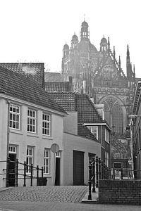 In den Boerenmouw Den Bosch - Zwart/ wit van
