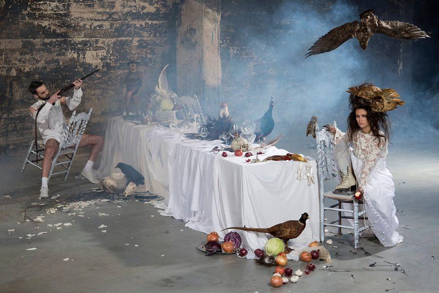 What's for dinner? van Jeannine Van den Boer