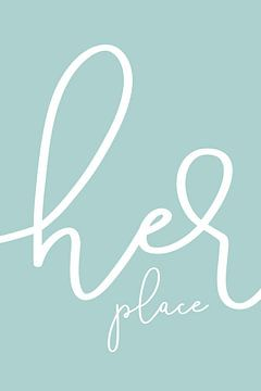 Ihr Platz - Ihr eigener Ort zum Glücklichsein von Melanie Viola