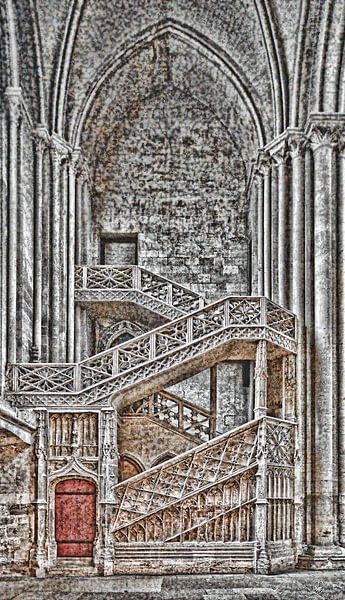Trappenhuis van Erik Reijnders