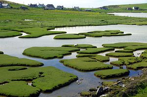 Tidal landscapes on the outer Hebrides