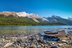 Banff National park, landschap