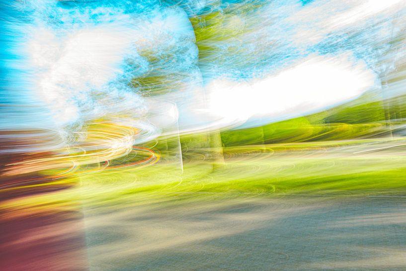 32km pro Stunde von Jan Peter Jansen