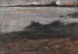 Umberto Boccioni Landschaft
