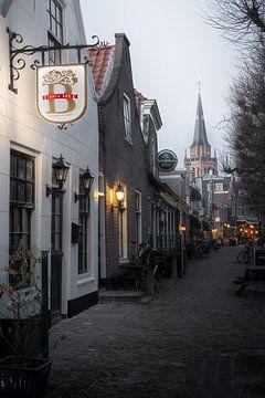 Stadtbild Voorschoten von Manuuu S